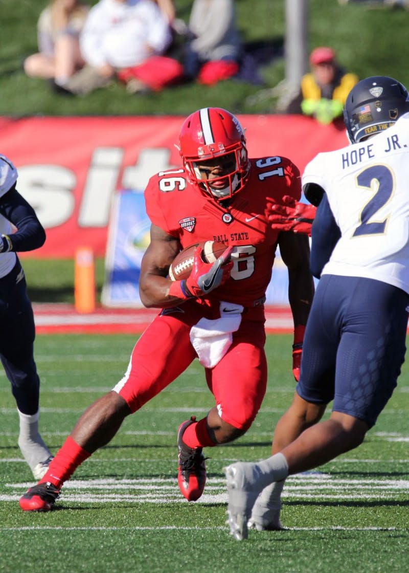Turnovers mar otherwise stellar offensive performance for Ball State