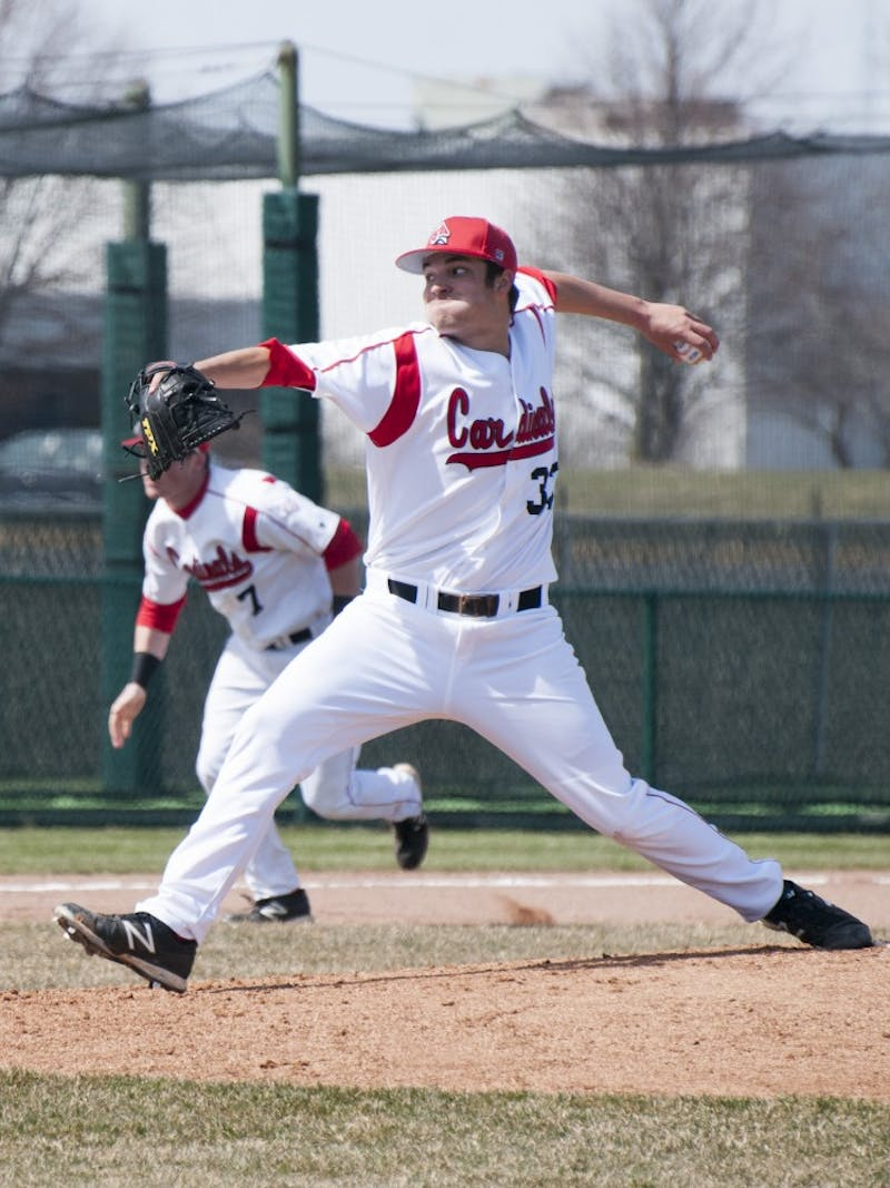 BASEBALL: Cardinals finish season with sweep