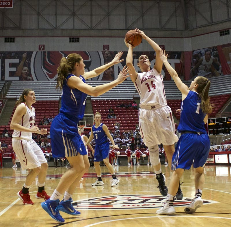 Women's basketball wins 73-57 at Northern Illinois