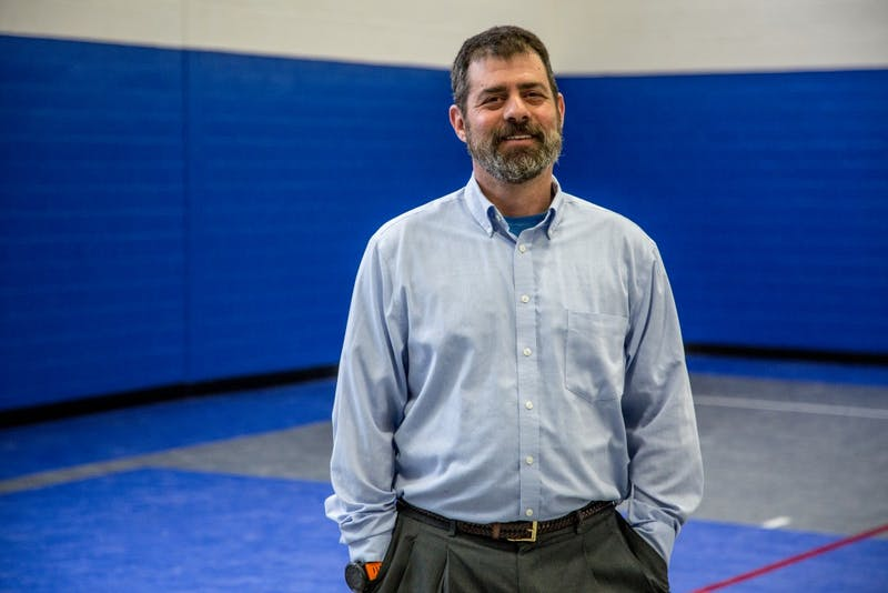 Jason Newman settles into new role at Boys and Girls Club