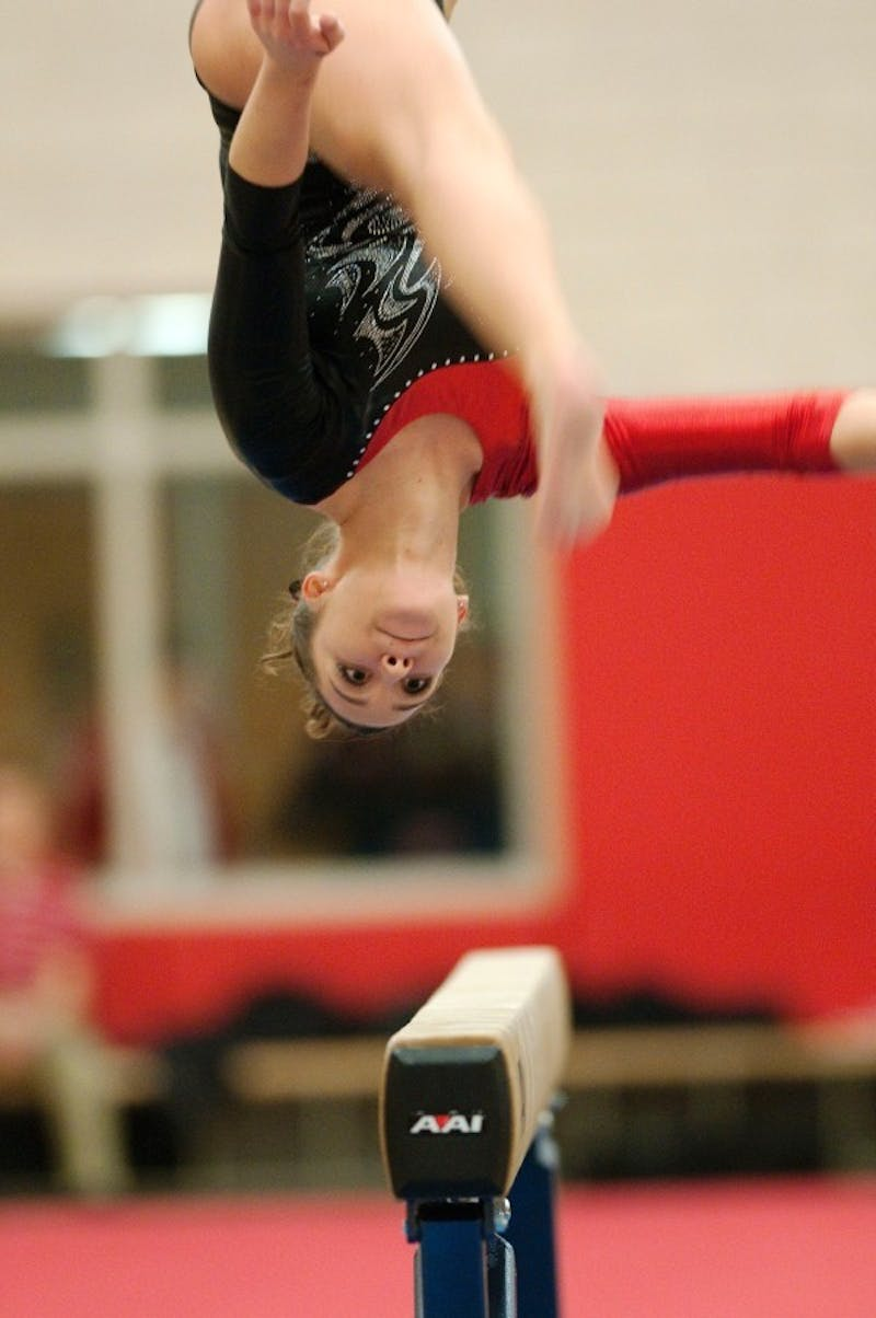 GYMNASTICS: Ball State trying personal style this weekend