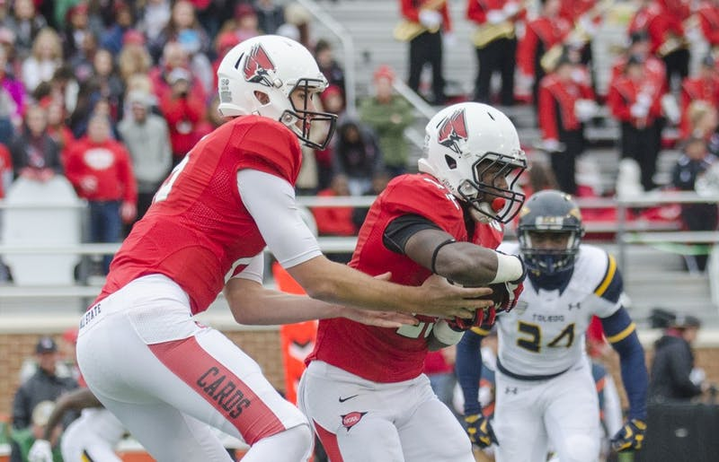 Anatomy of a play: Ball State vs. Toledo