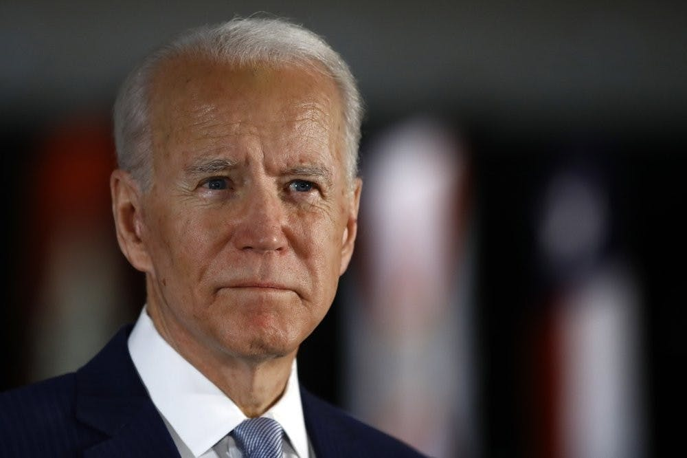Joe Biden has another big primary night, wins 4 more states