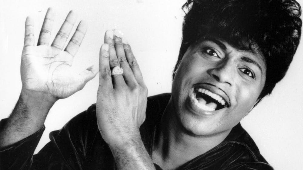 "This 1966 file photo shows Little Richard. The self-proclaimed ""architect of rock 'n' roll"" whose piercing wail, pounding piano and towering pompadour irrevocably altered popular music while introducing black R&B to white America, has died Saturday, May 9, 2020. (AP Photo, File)"