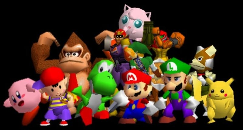 Flashback: 'Super Smash Bros ' was 1999s most ambitious