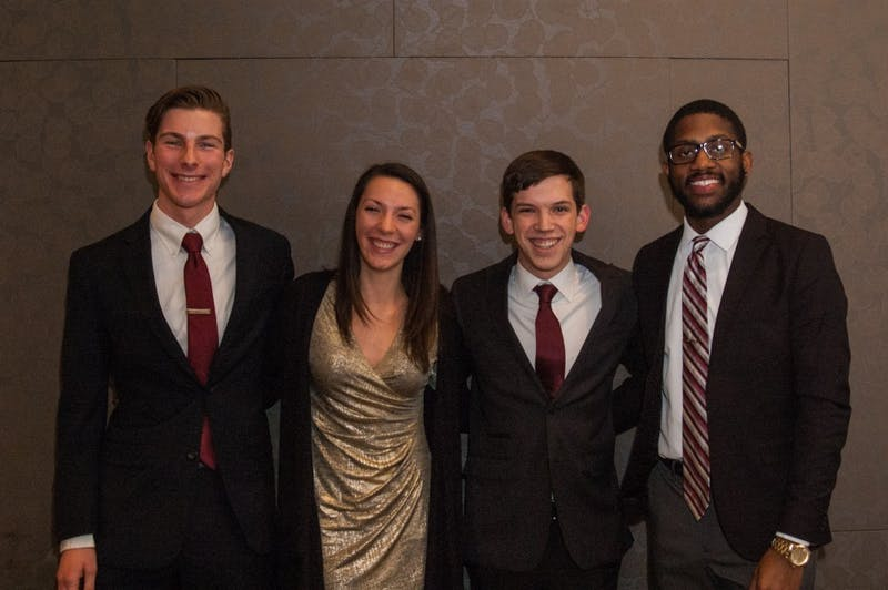Ball State SGA slate completes 7 of 16 platform points