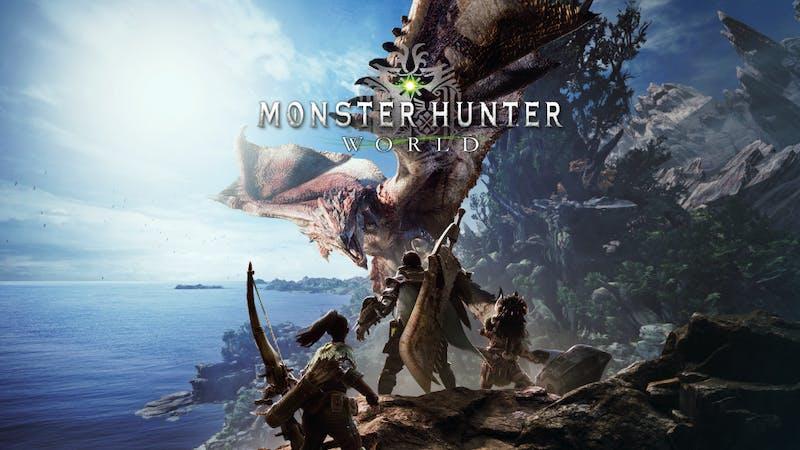 A whole new world: 'Monster Hunter: World'
