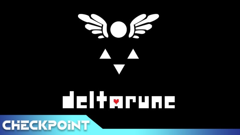 New Game 'Deltarune' From Creator Of 'Undertale'   Checkpoint