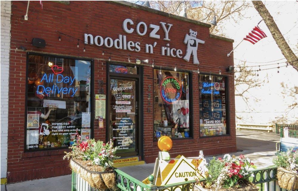Cozy Noodles n' Love