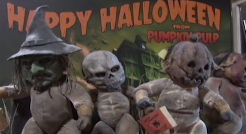 Pumpkin Pulp prepares for Halloween