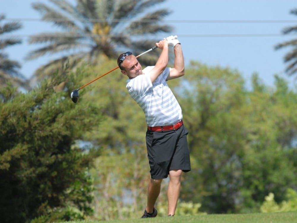 Senior McCormick Clouser is playing his final season as a member of the Ball State men's golf team. But he doesn't plan on stopping the game he loves once his college career is over.