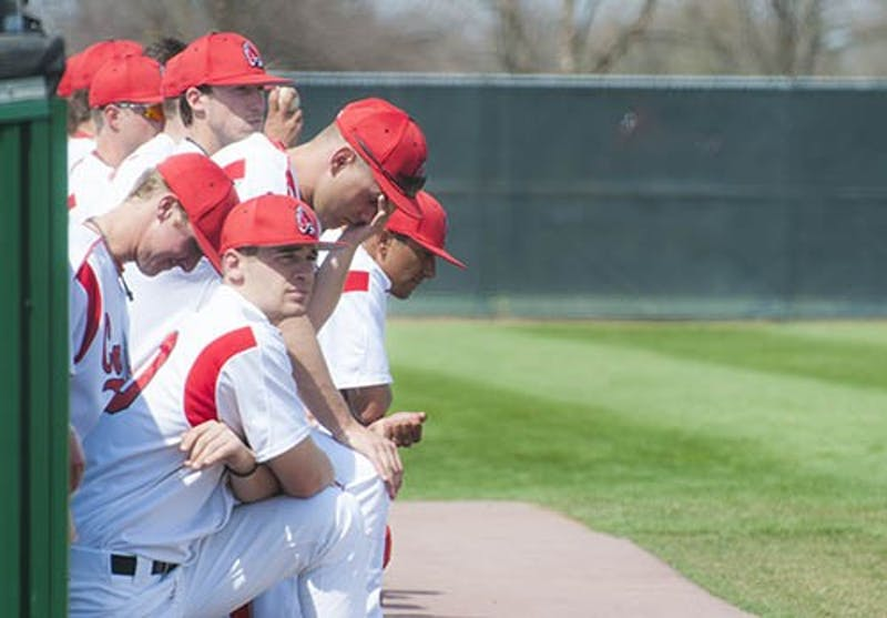 BASEBALL: Missed chances lead to Ball State's loss to Bowling Green
