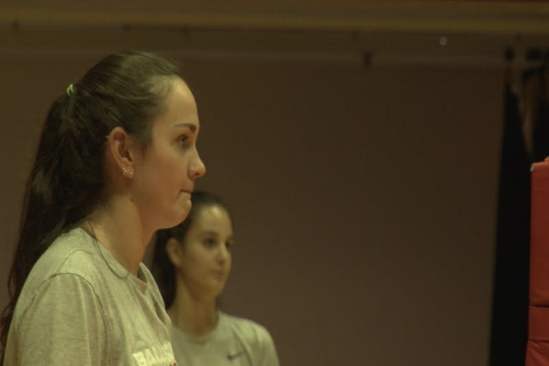 Women's Volleyball prepares to take on Northern Illinois University
