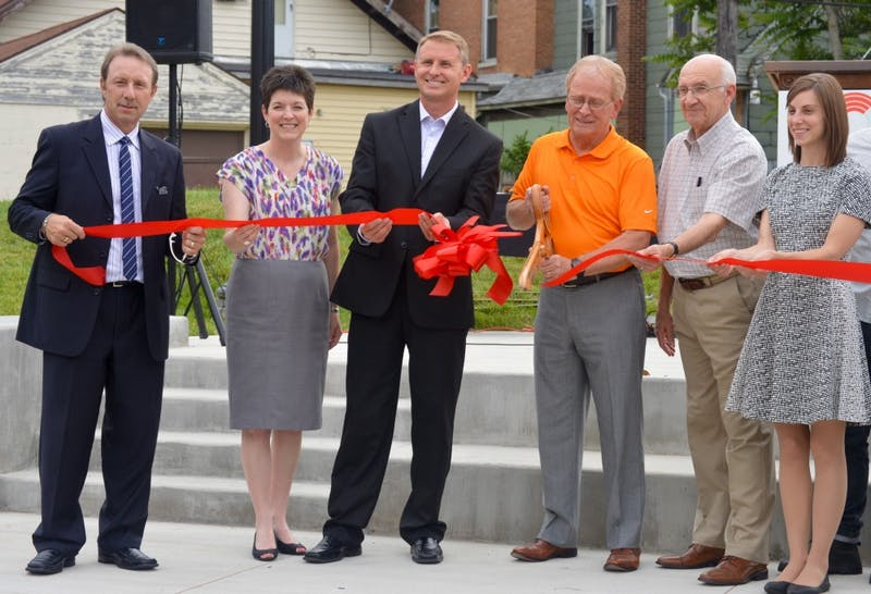 Cornerstone Park seeks to build community among residents, artists