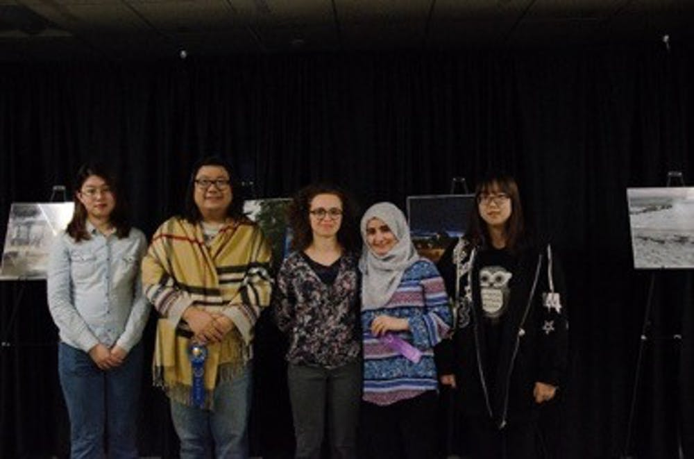 Award ceremony hosted for winners of Ball State International Student Photo Contest