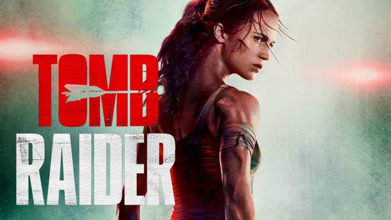 'Tomb Raider' might be the movie that breaks the video game movie curse