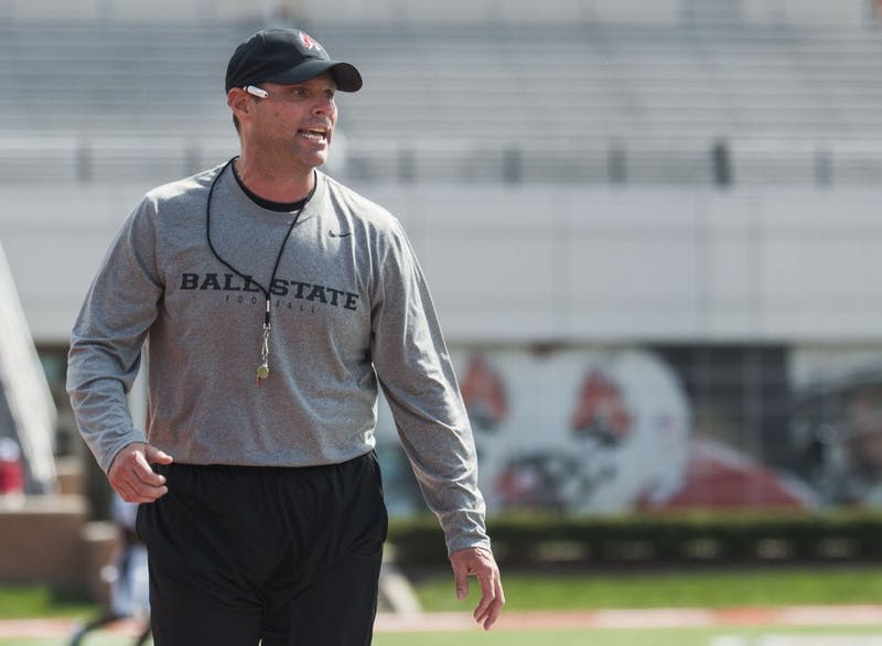 Ball State linebacker coach leaves family ties to join Neu in Muncie