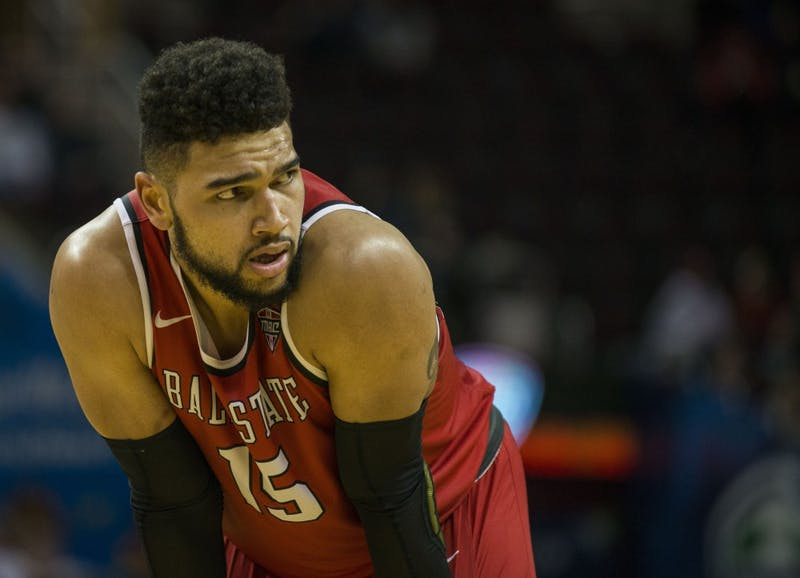 Former Ball State basketball player released by Chicago Bears