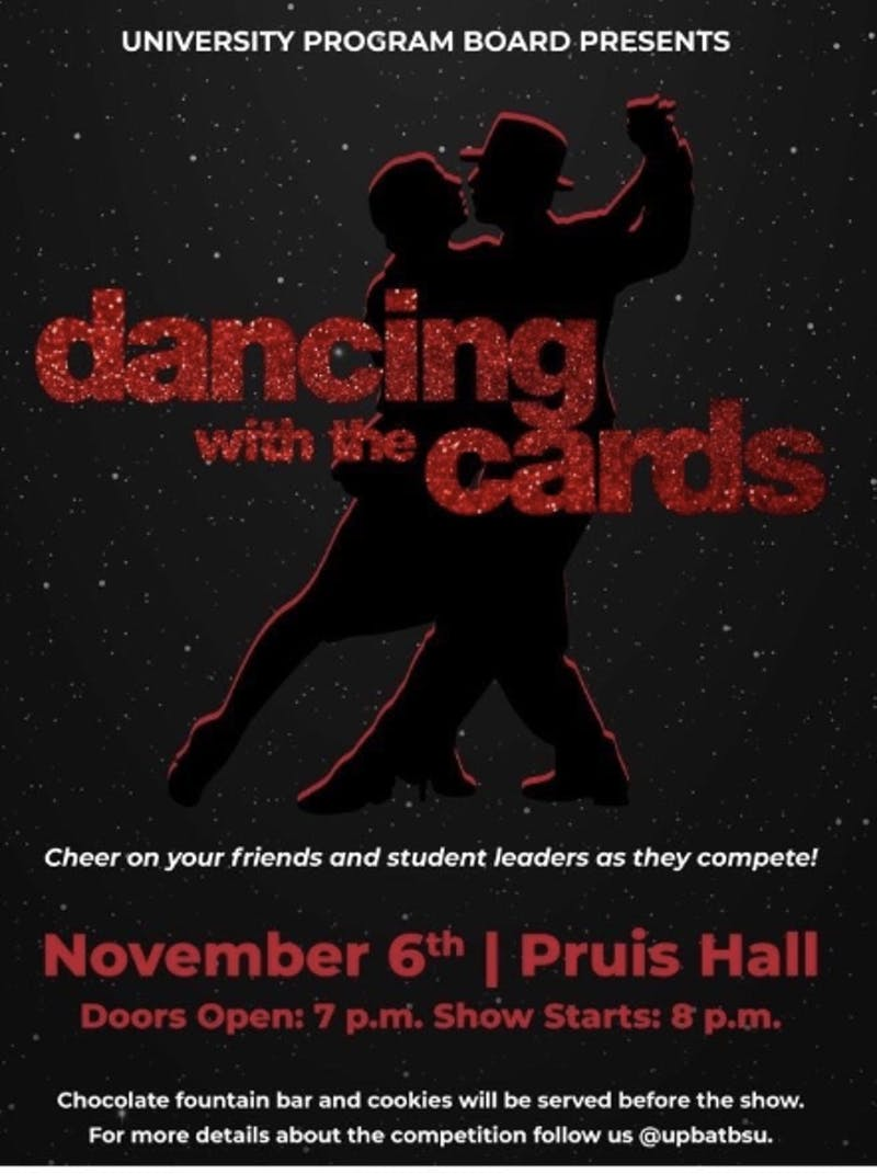 Ball State's University Program Board organizes dance competition