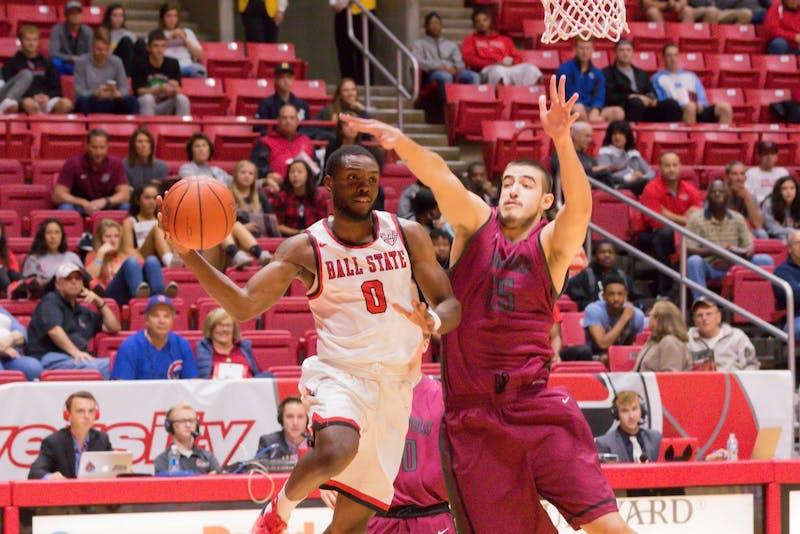 Ball State men's basketball set to host IUPUI