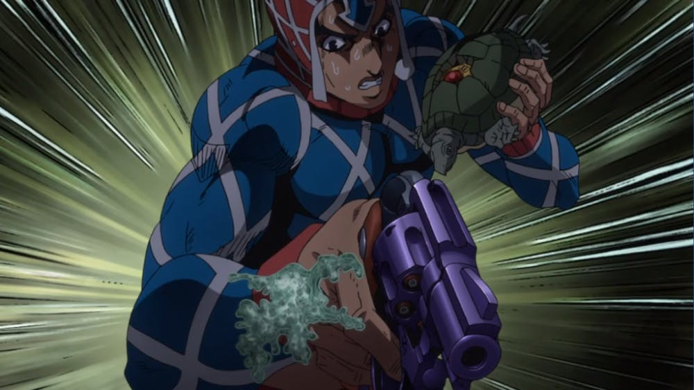 REVIEW: 'Jojo's Bizarre Adventure: Vento Aureo' Episode 29