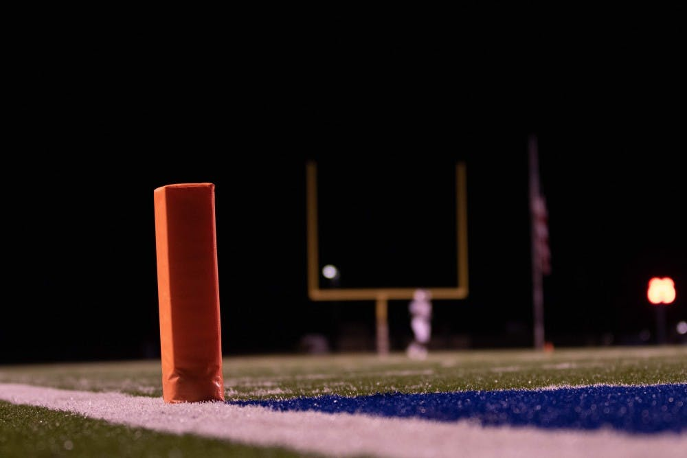 """<p>The Ball State Daily News has started covering local high school football games in a new series called """"Friday Night Spotlight."""" <strong>Jacob Musselman, DN</strong></p>"""
