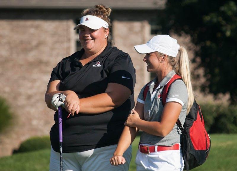 Women's golf takes 10th at Redbird Invite