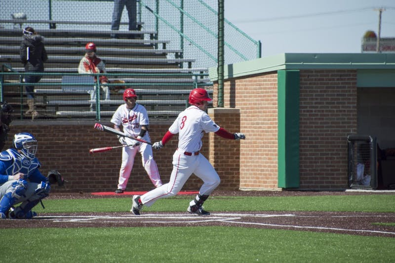 Ten-run 3rd inning pushes Ball State past Dayton, 10-0