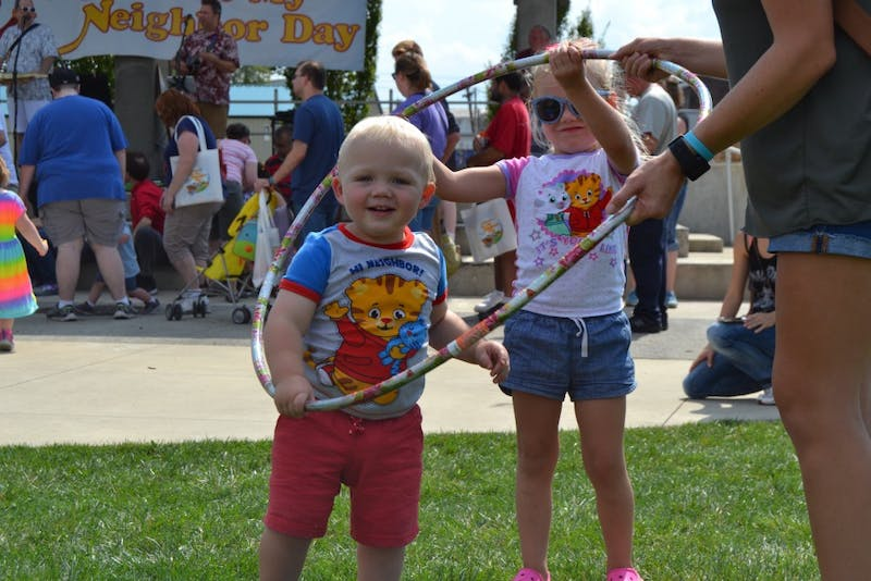 Daniel Tiger and WIPB-TV invite families to meet new neighbors during Be My Neighbor Day