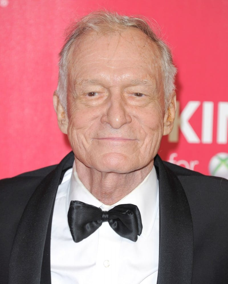 Hugh Hefner died at age 91 Wednesday night. Playboy says Hefner died of natural causes at his home. TNS Photo