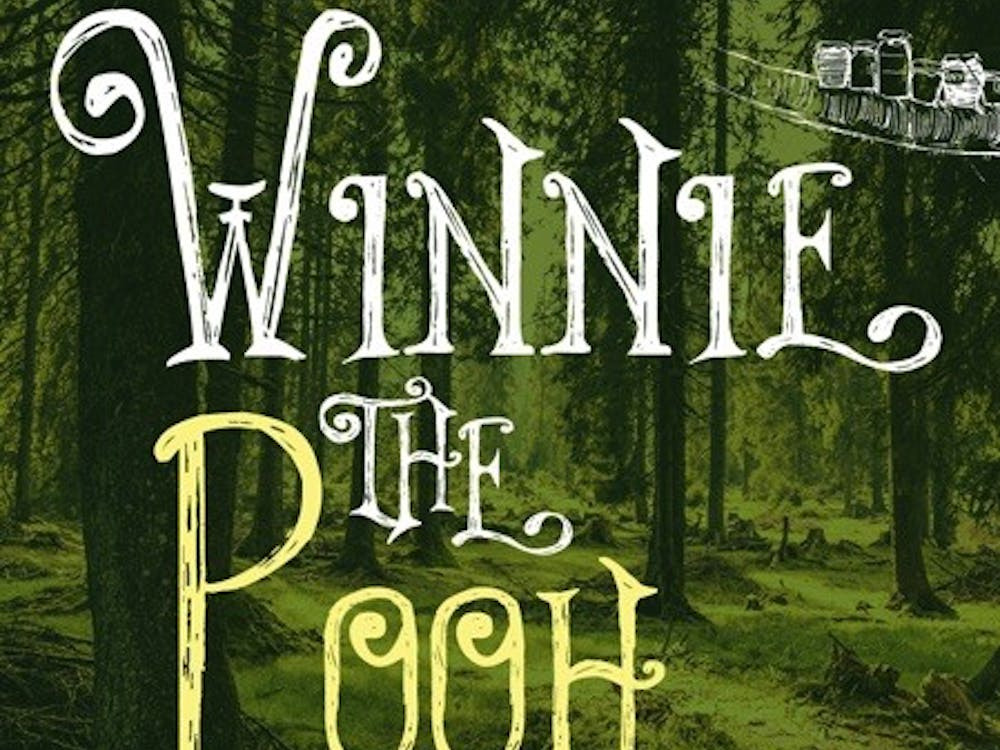 """""""Winnie the Pooh"""" will run in February in University Theatre for Ball State students and the Muncie community. The director, Michael Daehn, based his rendition of the play off the nostalgic books he grew up reading. University Theatre, Photo Provided"""