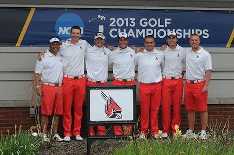GOLF: Ball State men's golf advances to NCAA Championships