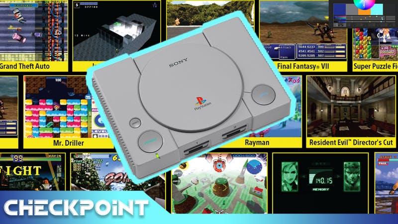 Sony Playstation Classic Lineup Revealed | Checkpoint
