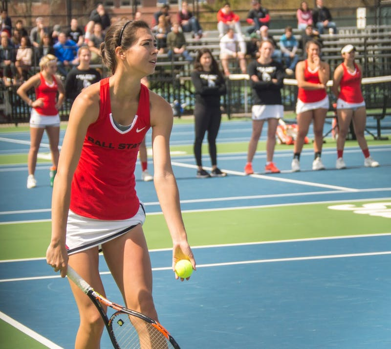 PREVIEW: Ball State women's tennis vs. Eastern Michigan, Toledo