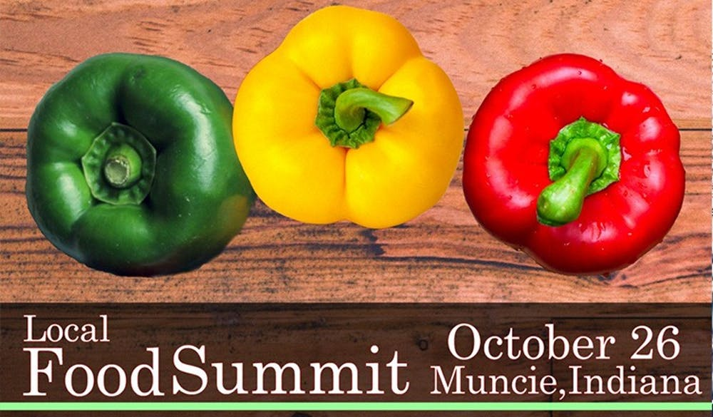 <p>The Local Food Summit meeting will take place&nbsp;on Oct. 26 in the Alumni Center to discuss possible improvements to food availability. The summit is organized by Purdue Extension in partnership with Delaware county and East Central Indiana food leaders.&nbsp;<em>muncieneighborhoods.org&nbsp;// Photo Courtesy</em></p>