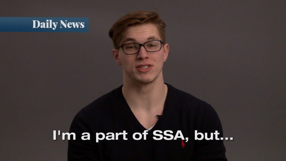 BREAKING STEREOTYPES: I'm a part of SSA, but...
