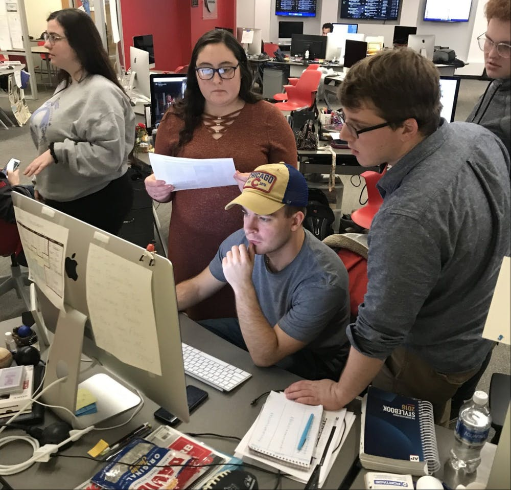 Letter From the Editor: The news doesn't stop, and neither does The Daily News