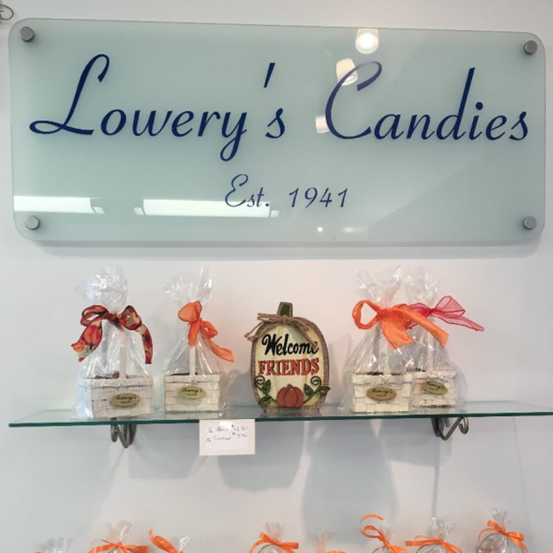 Happy 76th birthday, Lowery's Candies!