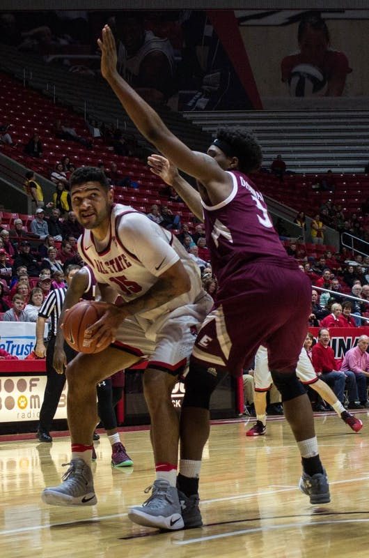 RECAP: Ball State men's basketball vs. Eastern Michigan