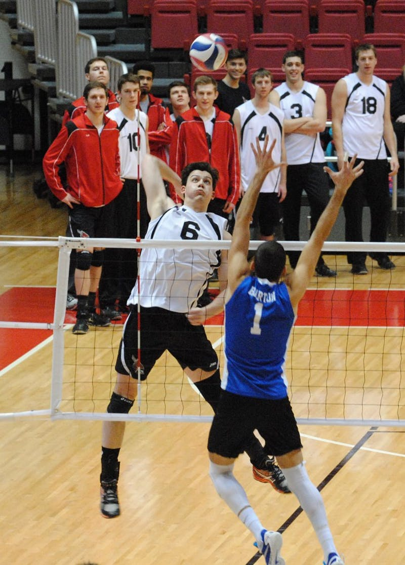Ball State holds on to beat UC Irvine, 3-2