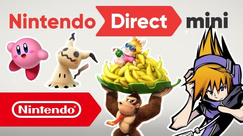 The good, the bad, and thoughts on the latest Nintendo Direct Mini