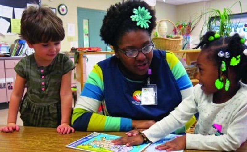 Grant given to Ball State for early childhood education