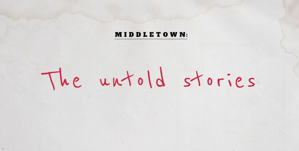 Middletown: The Untold Stories