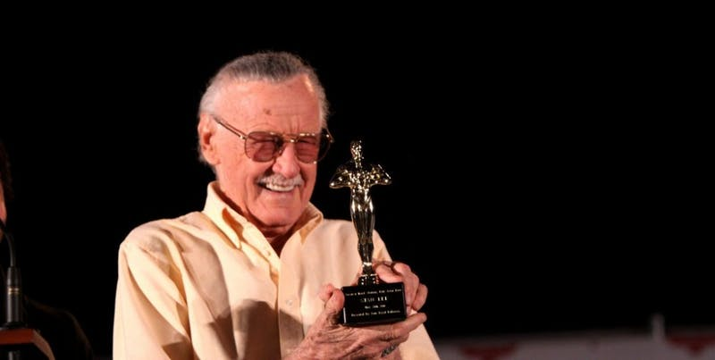 Prolific comic author, editor and artist Stan Lee dead at 95