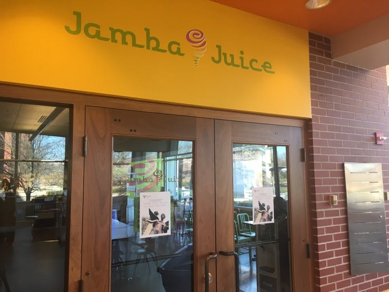 Ball State's Jamba Juice closed for one week due to 'freezer hardware malfunction'