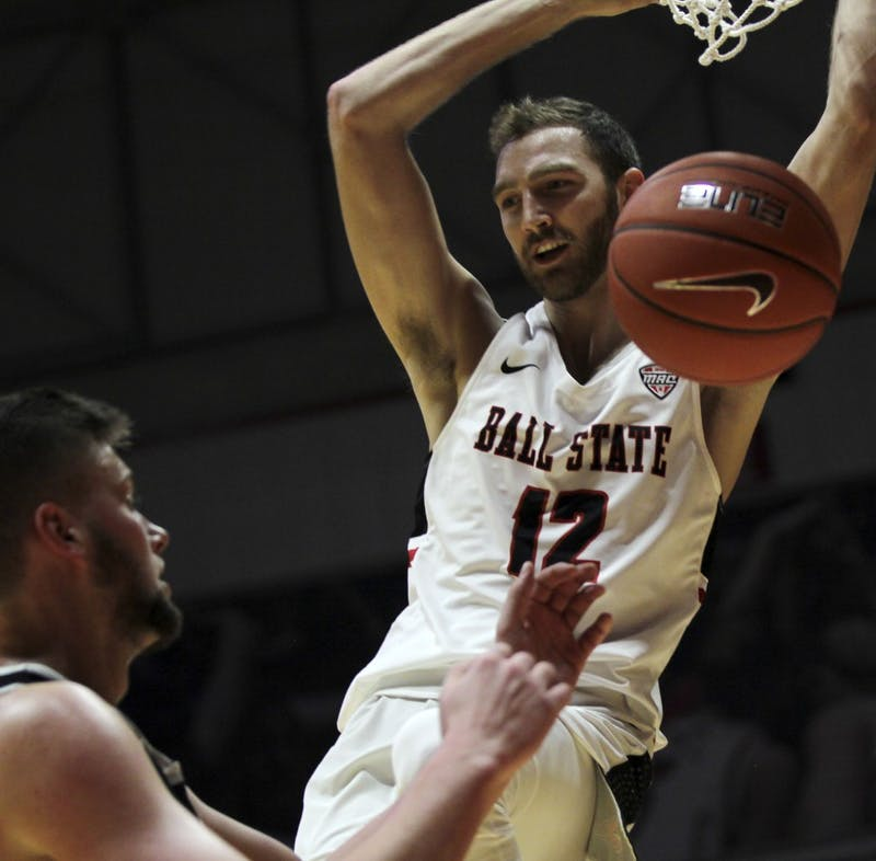 COLUMN: Key to early success for Ball State Men's Basketball lies with Hazen