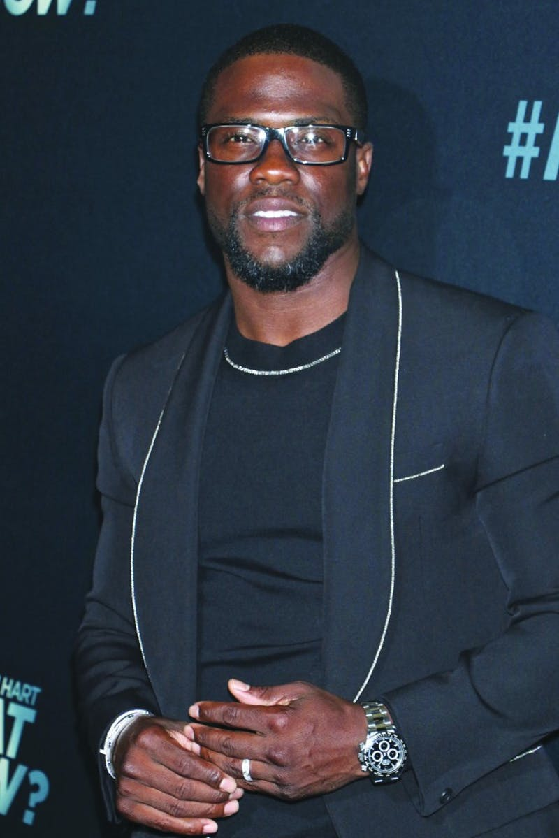 Kevin Hart faces controversy as tweets from 2010 resurface after he is announced as the host of The Oscars 2019. (Gregory Pace/Zuma Press/TNS PHOTO)