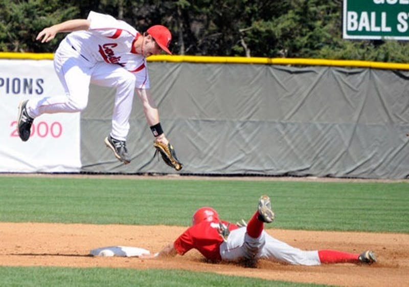 BASEBALL: Cardinals roll to home-opening series sweep