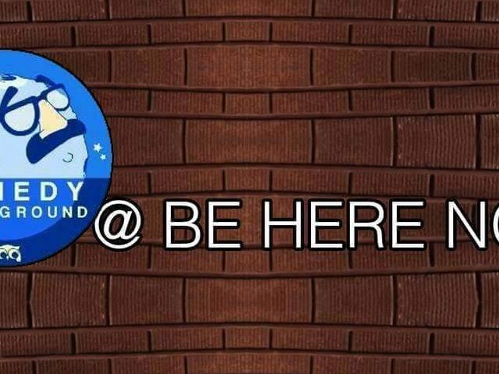 Comedy Underground's Chuckles for Charity will be held at Be Here Now in the Village from 9-11 p.m. on Feb. 22. All proceeds from the event will be donated to Muncie OUTreach,a non-governmental organization helping LGBTQ youth find support and resources. Comedy Underground Facebook // Photo Courtesy