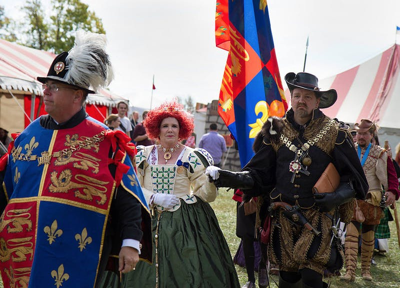 Ruoff Home Mortgage Music Center to host Renaissance Faire